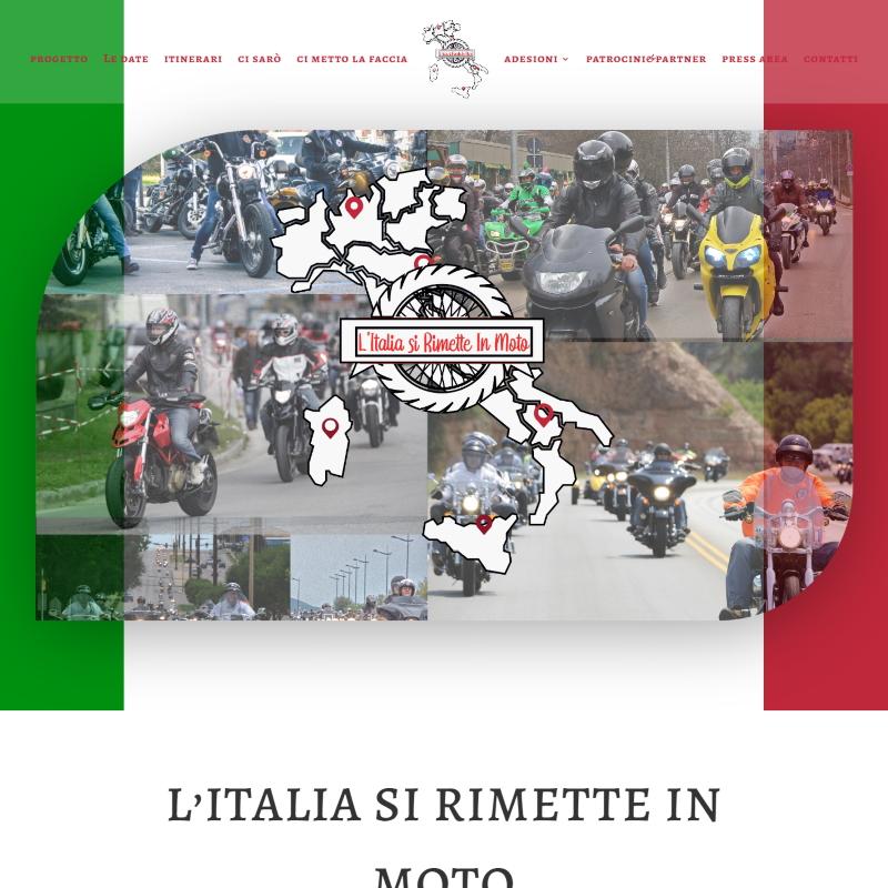 italiasirimetteinmoto-sito